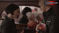 6. Laura Fraser Shows Lingerie – Lip Service
