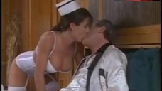 Nikki Fritz Nurse in Sexy Lingerie – Fugitive Rage