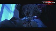 6. Monica Keena Hot Scene – Freddy Vs. Jason