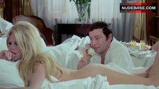 2. Brigitte Bardot Shows Her Butt – The Vixen