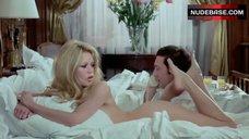6. Brigitte Bardot Shows Her Butt – The Vixen