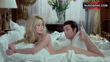 7. Brigitte Bardot Shows Her Butt – The Vixen