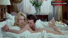 8. Brigitte Bardot Shows Her Butt – The Vixen