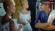 3. Brigitte Bardot Take Off Panties – Come Dance With Me!