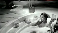Brigitte Bardot Lying in Hot Tub – The Bear And The Doll