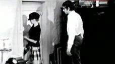 3. Brigitte Bardot Lingerie Scene – The Bear And The Doll