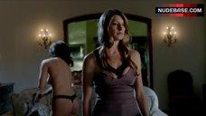 Sadie Alexandru Topless in Black Thong – Femme Fatales