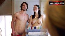 Sadie Alexandru Boobs Scene – Act Naturally