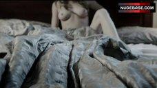 1. Sadie Alexandru Boobs Scene – Femme Fatales