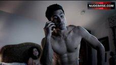 8. Sadie Alexandru Boobs Scene – Femme Fatales