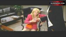 1. Ellen Bark Upskirt in Office – Switch