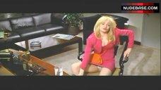 10. Ellen Bark Upskirt in Office – Switch