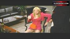 2. Ellen Bark Upskirt in Office – Switch