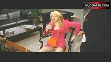Ellen Bark Upskirt in Office – Switch