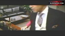 5. Ellen Bark Upskirt in Office – Switch
