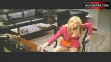 6. Ellen Bark Upskirt in Office – Switch