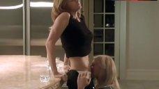 9. Ellen Barin Sensual Lesbian Scene – Mercy