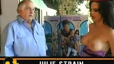 Julie Strin Exposed Breasts – Picasso Trigger