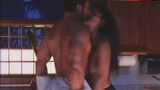 3. Julie Strin Topless in Stockings – Fit To Kill