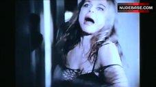 5. Priscilla Barnes Thong Scene – Trailer Park Of Terror