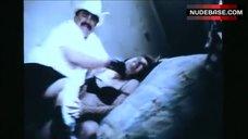 9. Priscilla Barnes Thong Scene – Trailer Park Of Terror
