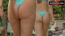 Jud Tylor Hot Bikini Scene – My 5 Wives