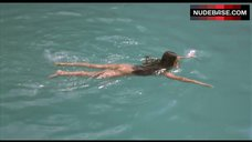 2. Francoise Therry Swims Fool Naked – The Man With The Golden Gun