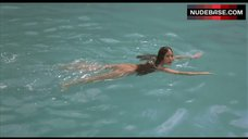 3. Francoise Therry Swims Fool Naked – The Man With The Golden Gun