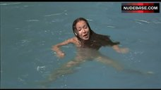 4. Francoise Therry Swims Fool Naked – The Man With The Golden Gun