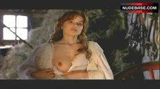 Elena Anaya Bare One Tit – El Invierno De Las Anjanas