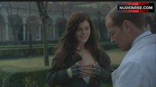 4. Emilia Fox Shows Nipple – The Soul Keeper