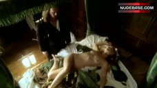 Emilia Fox Lying Nude on Bed – Gunpowder, Treason And Plot