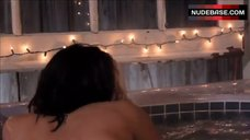 2. Ruth Reynolds Lesbian Sex in Hot Tub – The Guest House