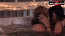 9. Ruth Reynolds Lesbian Sex in Hot Tub – The Guest House