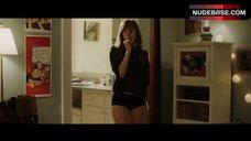 7. Allison Williams in Black Panties – Get Out