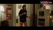 9. Allison Williams in Black Panties – Get Out