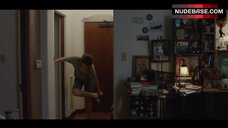 1. Gaby Hoffmann Completely Naked – Transparent