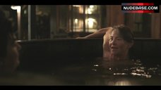 10. Gaby Hoffmann In Hot Tub – Transparent