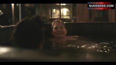 5. Gaby Hoffmann In Hot Tub – Transparent