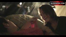 9. Gaby Hoffmann Women's Kiss – Transparent