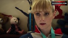 1. Melissa Rauch Masturbation Scene – The Bronze