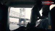 Ellen Hollman Sex in Car – Six