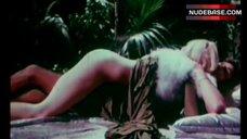 5. Ingrid Steeger Nude Butt – Salon Massage