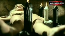 Ingrid Steeger Nude Lying on Table – Ich, Ein Groupie