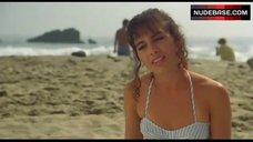Susanna Hoffs Bikini Scene – The Allnighter