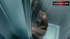 Michelle Hunziker Shower Scene – Amore Nero
