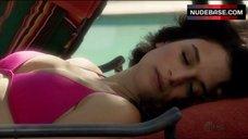 Jenny Slate Bikini Scene – House Of Lies
