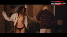 Jenny Slate Shakes Breasts – Obvious Child