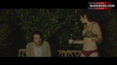 Jenny Slate Lingerie Scene – Joshy