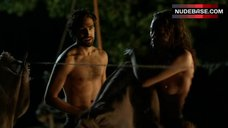 Laura Haddock Topless – Da Vinci'S Demons